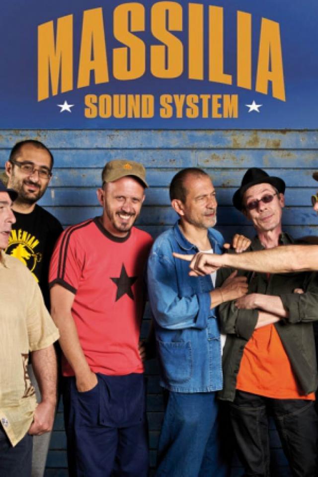 MASSILIA SOUND SYSTEM @ Atabal - BIARRITZ
