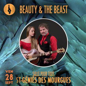 BEAUTY & THE BEAST @ SALLE POUR TOUS - SAINT GENIÈS DES MOURGUES