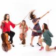 Concert QUATUOR ZAIDES à SAINT SULPICE LE VERDON @ LOGIS DE LA CHABOTTERIE  - Billets & Places