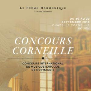 CONCOURS CORNEILLE - DEUXIEME TOUR (14 H) @ Chapelle Corneille - Auditorium de Normandie - ROUEN