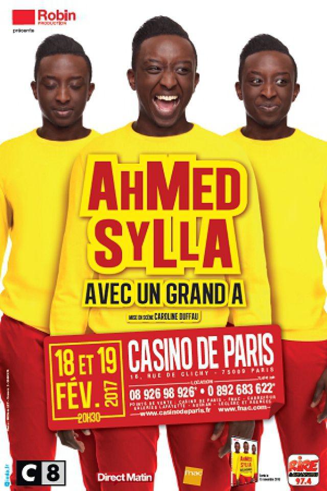 Ahmed sylla avec un grand a casino de paris folding poker table with dealer position