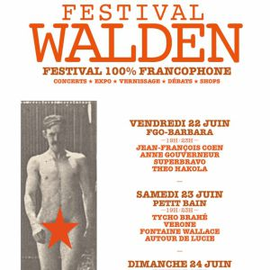 FESTIVAL WALDEN #2 @ FGO-Barbara - Paris