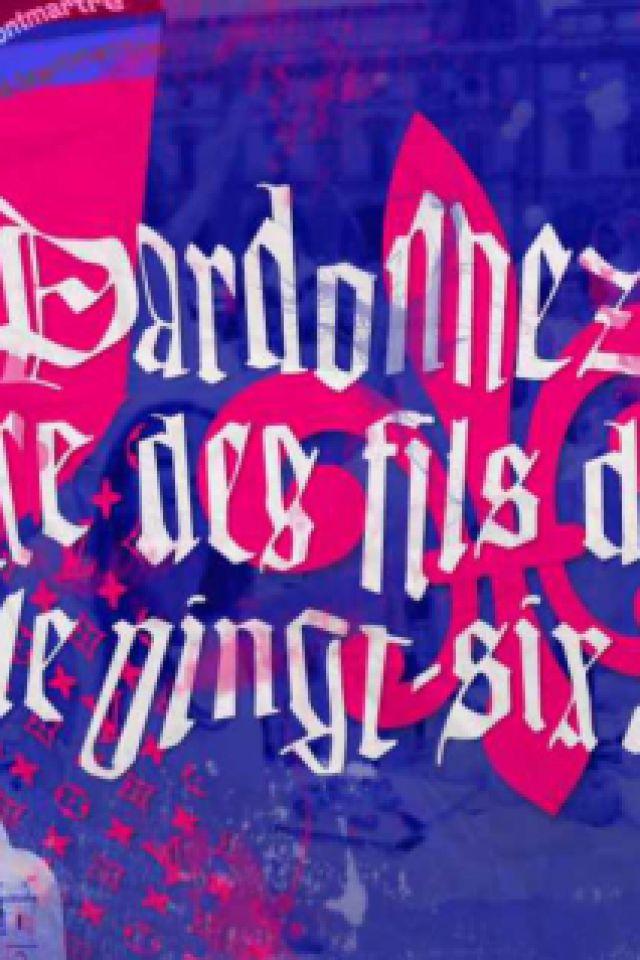 PARDONNEZ-NOUS  • Good Music For Good People @ La Machine du Moulin Rouge - Paris