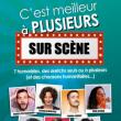 Spectacle C'EST MEILLEUR À PLUSIEURS à Paris @ Point Ephémère - Billets & Places