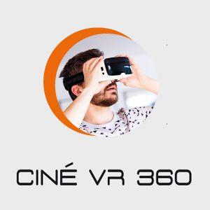 Ciné VR 360 @ La Géode - Paris