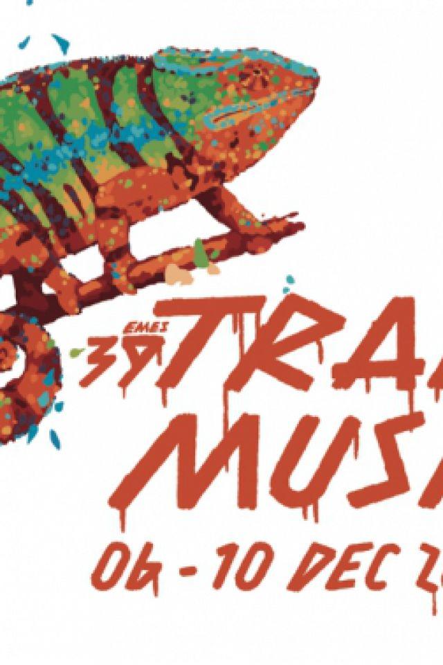39ÈMES RENCONTRES TRANS MUSICALES DE RENNES // PASS 3 JOURS @ PARC des EXPOSITIONS Rennes Aéroport  - BRUZ