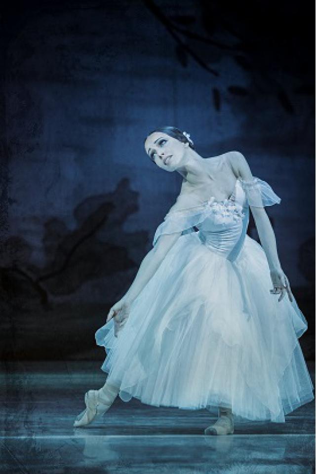 GISELLE par le Ballet Opera National de Kiev @ Halle aux Vins - Parc Expo - COLMAR
