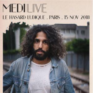 MEDI @ Le Hasard Ludique - PARIS
