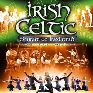 "Irish Celtic ""Spirit Of Ireland"""
