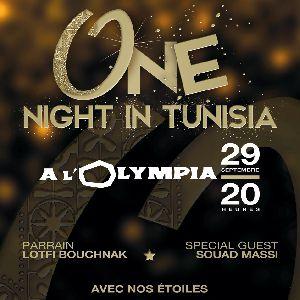 One Night In Tunisia