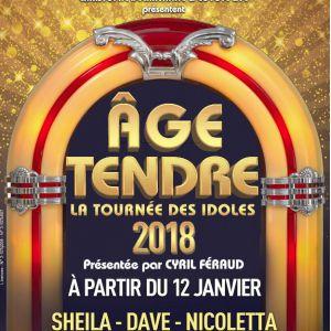 Concert AGE TENDRE
