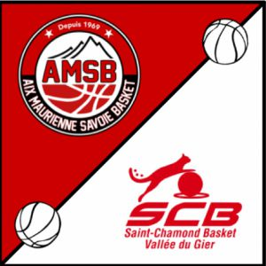 Leaders Cup - AMSB/St Chamond @ Halle Marlioz - AIX LES BAINS