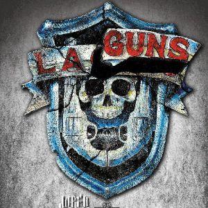L.A. GUNS + JARED JAMES NICHOLS + STONE TRIGGER @ L'Empreinte - Savigny-Le-Temple