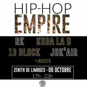 Koba-Lad / Jok'air / Rk / 13Block