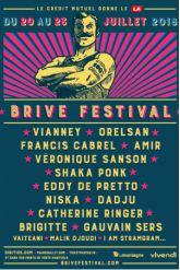 BRIVE FESTIVAL 2018 - DIMANCHE 22 JUILLET