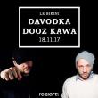 Concert DAVODKA, DOOZ KAWA à RAMONVILLE @ LE BIKINI - Billets & Places