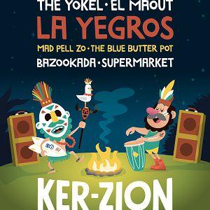 Festival Ker-Zion - Pass Vendredi