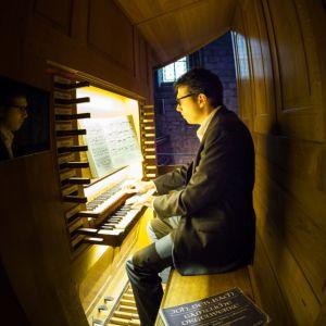 Recital D'orgue - Emmeran Rollin