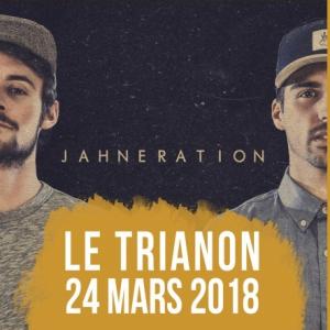 JAHNERATION @ Le Trianon - Paris