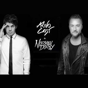DJ's SET - Arno Cost & Norman Doray & Simon Gabriel @ Complexe sportif - SALIES DU SALAT