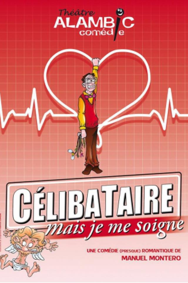 CELIBATAIRE MAIS JE ME SOIGNE @ LE K - KABARET CHAMPAGNE MUSIC HALL - TINQUEUX