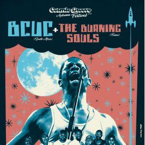 BCUC + The Burning Souls @ Le Jam - Montpellier