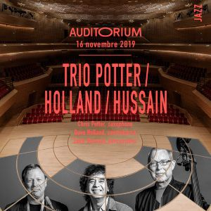 Trio Potter Holland Hussain