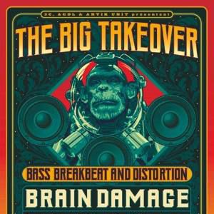 The Big Take Over : Burning Heads + Le Peuple De L Herbe + ...