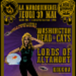 Concert WASHINGTON DEAD CATS + THE LORDS OF ALTAMONT