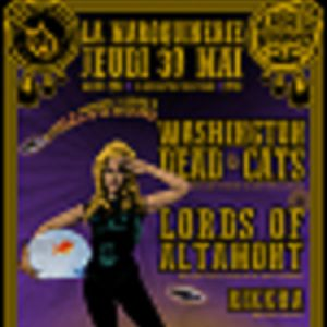 Washington Dead Cats + The Lords Of Altamont