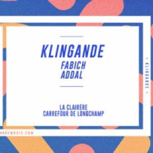 Soirée PLAYGROUND À LA CLAIRIÈRE : KLINGANDE