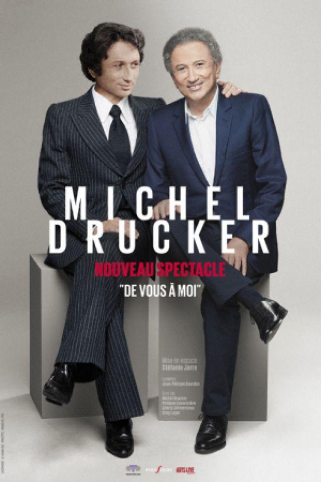 Michel Drucker : Seul avec vous @ Théatre municipal René Panhard - THIAIS