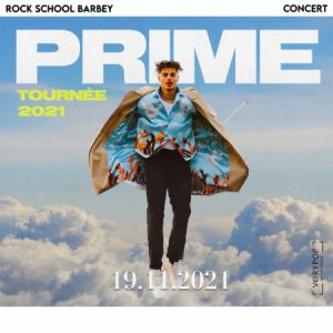 Hip Hop Boombox: Prime + Invité