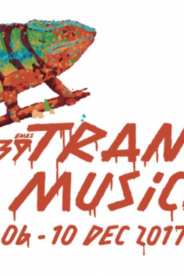 39ÈMES RENCONTRES TRANS MUSICALES DE RENNES // PASS WEEK-END @ PARC des EXPOSITIONS Rennes Aéroport  - BRUZ