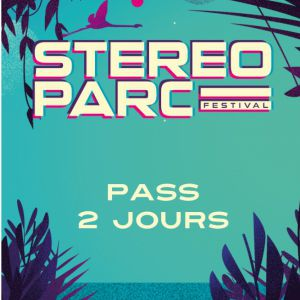 Stereoparc 2020 - Pass 2 Jours