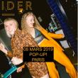 Concert IDER à PARIS @ Pop-Up! - Billets & Places