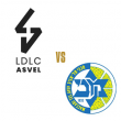 Match LDLC ASVEL - MACCABI TEL AVIV à Villeurbanne @ Astroballe - Billets & Places