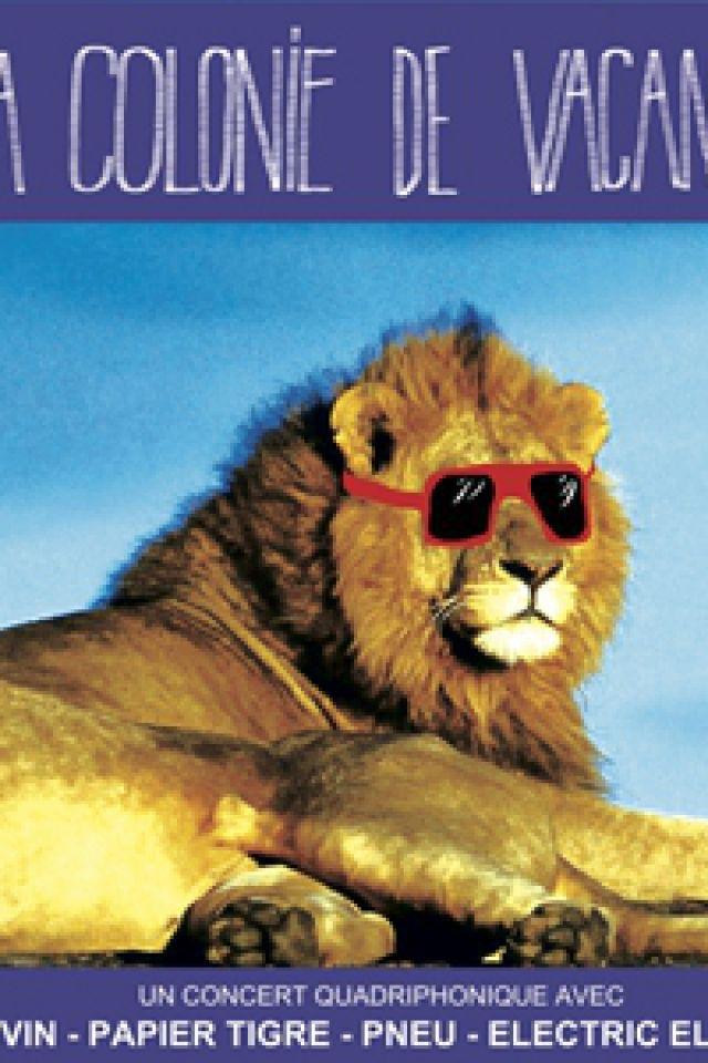 LA COLONIE DE VACANCES @ LE BIKINI - RAMONVILLE