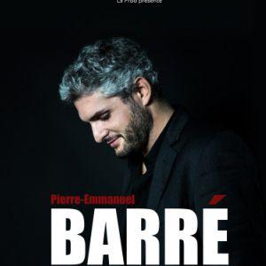 """Pierre-Emmanuel Barré """"Nouveau Spectacle"""""""
