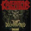 Concert KREATOR + VADER + DAGOBA