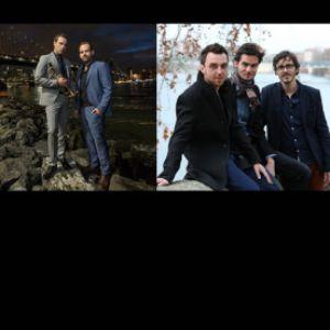 Julian et Roman Wasserfuhr + Lorenzo Naccarato Trio  @ Le Phare - Tournefeuille