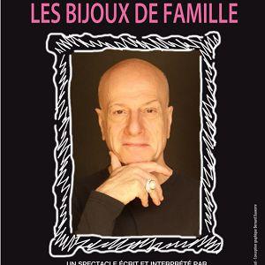 Laurent Spielvogel dans « Les Bijoux de famille » @ Théâtre L'Archipel - Salle Bleue / 1 - PARIS