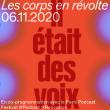 Conférence Il était des voix #1 : Les corps en révolte