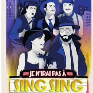 Je N'irai Pas A Sing Sing