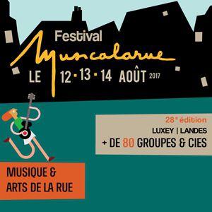 FESTIVAL MUSICALARUE - LUNDI @ Musicalarue - Luxey