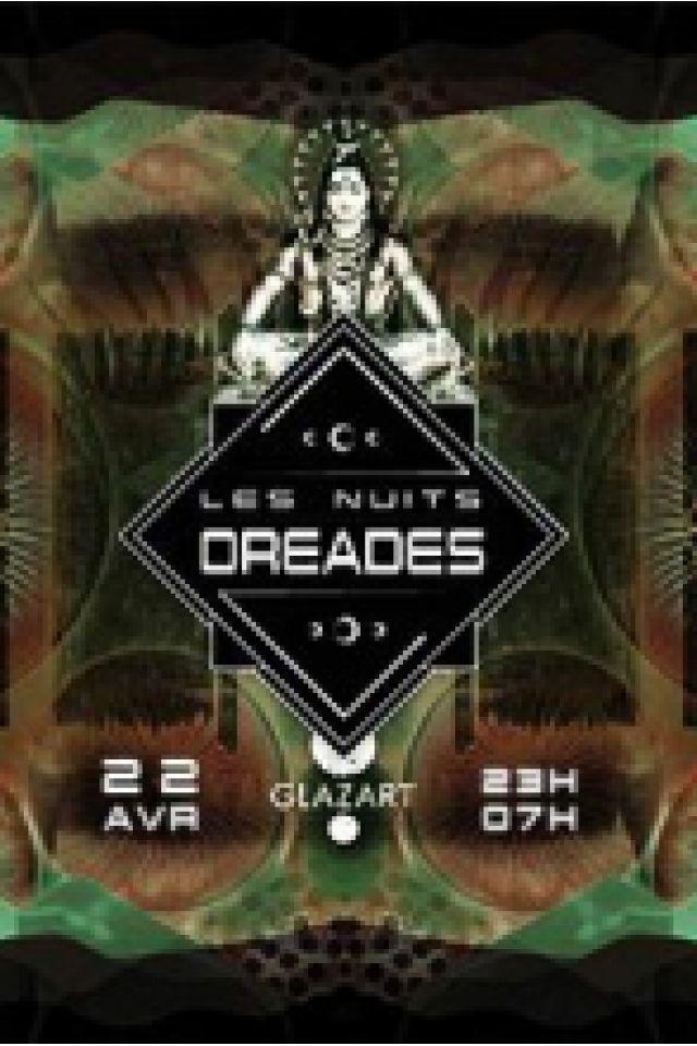 Soirée LES NUITS Oreades - Saison 2 - 6th Episode à PARIS 19 @ Glazart - Billets & Places