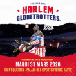 Spectacle HARLEM GLOBETROTTERS - Magic Pass