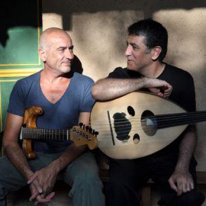 Interzone : Serge Teyssot-Gay & Khaled Aljaramani + Képa
