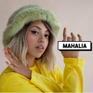 MAHALIA @ Badaboum - PARIS