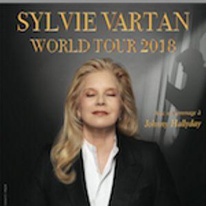 SYLVIE VARTAN @ LA PALESTRE - LE CANNET